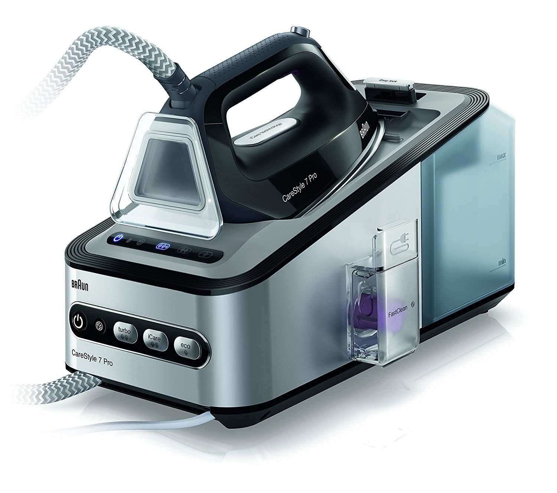 家用电熨斗智能控温蒸汽烫斗 IS7156Pro IS7155Pro 博朗 Braun 德国