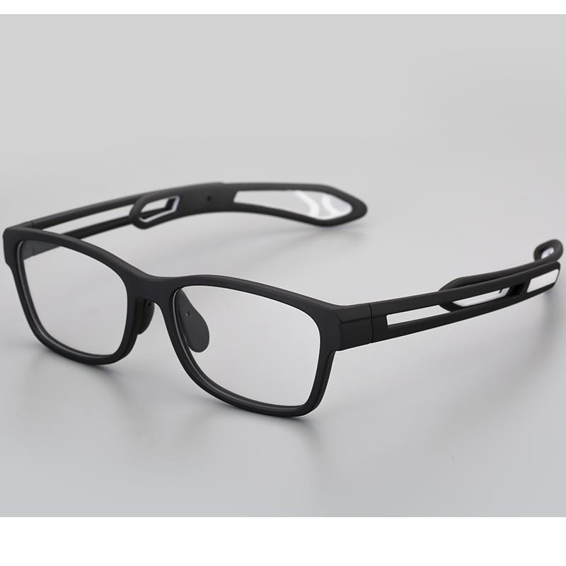可得篮球眼镜运动眼睛近视镜足球运动型眼镜框护目镜户外跑步男
