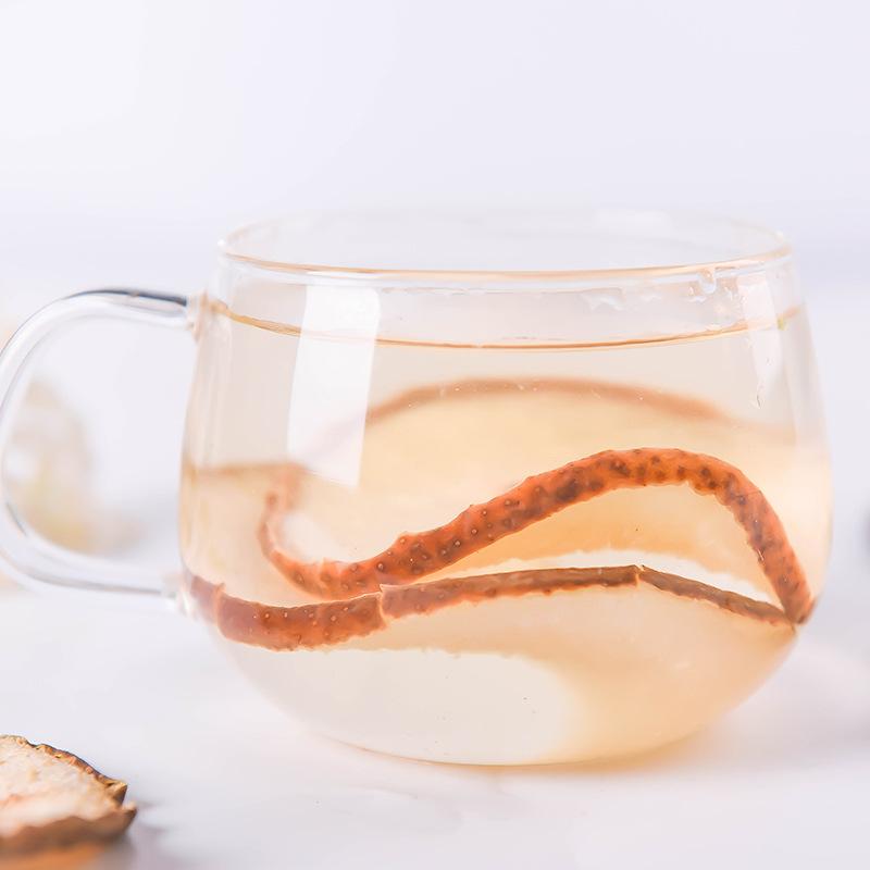 冰糖雪梨干雪梨片雪梨茶煲汤泡茶甜抗品击雾零霾食即食水果干包