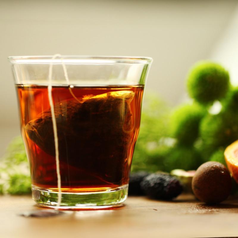 分分钟茶叶黑乌龙茶木炭技法油切黑乌龙日式乌龙茶茶包