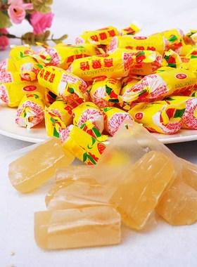 山东特产高粱饴软糖麦芽糖糖果怀旧零食独立包装喜糖休闲小吃