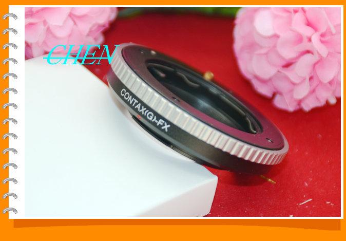 Contax G-FX (X-PRO1)轉接環CY G頭轉xpro-1 X-E1 FX微單機器
