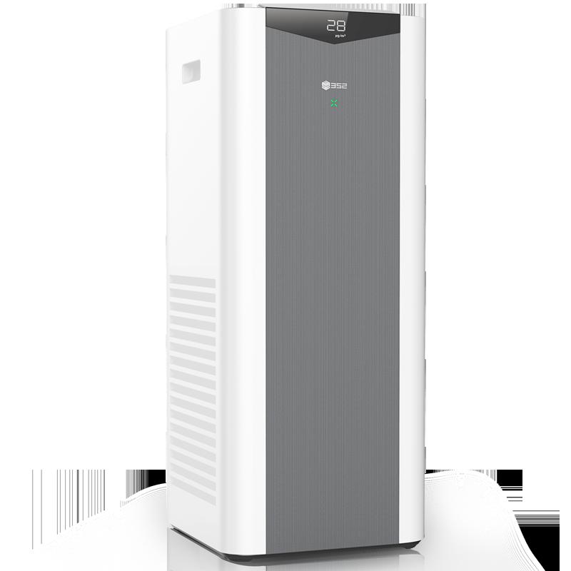 352 家用空气净化器 X60办公室除甲醛雾霾粉尘卧室二手烟智能氧吧