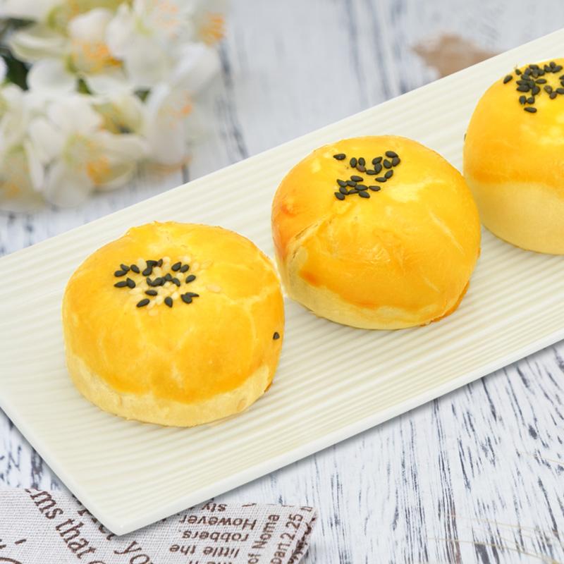 ABD蛋黄酥雪媚娘红豆莲蓉咸蛋黄小吃手工酥糕点面包早餐休闲零食
