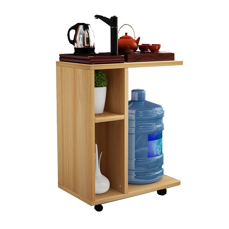 创意简约小户型茶几可移动客厅功夫茶桌沙发边几角几笔记本床头柜