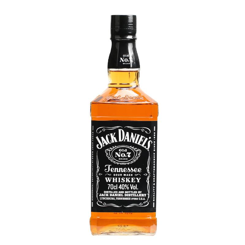 s 700ml s Daniel 杰克丹尼田纳西州威士忌 Jack