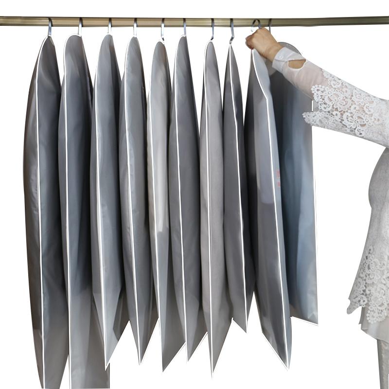 防尘袋衣罩挂式衣服防尘罩大衣防尘袋家用挂衣袋西装套衣物防尘罩