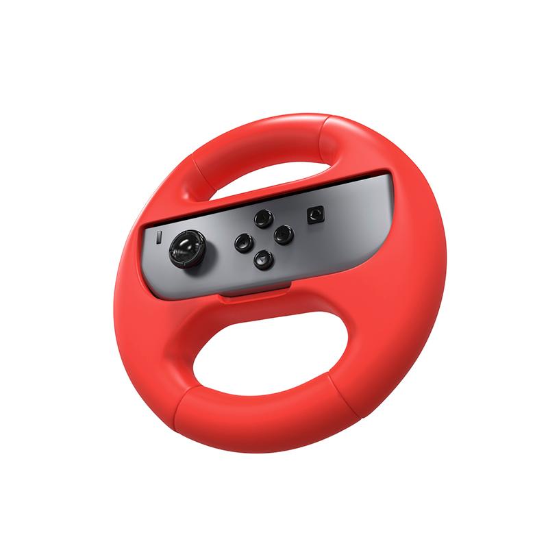 Sparkfox闪狐原装任天堂配件switch手柄方向盘左右握把NS马里奥网球拍赛车游戏托把正品包邮