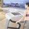 舒华家用款减震折叠跑步机室内超静音运动健身阿里智能走步机5500