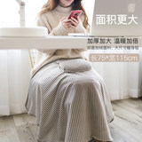 Electric blanket cover leg office blanket winter heating artifact USB warmer blanket electric shawl heating blanket leg warmer