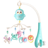 Newborn crib bell rattle soothing music bedside 0-1 year-old female 0-3-6-12 months baby toys