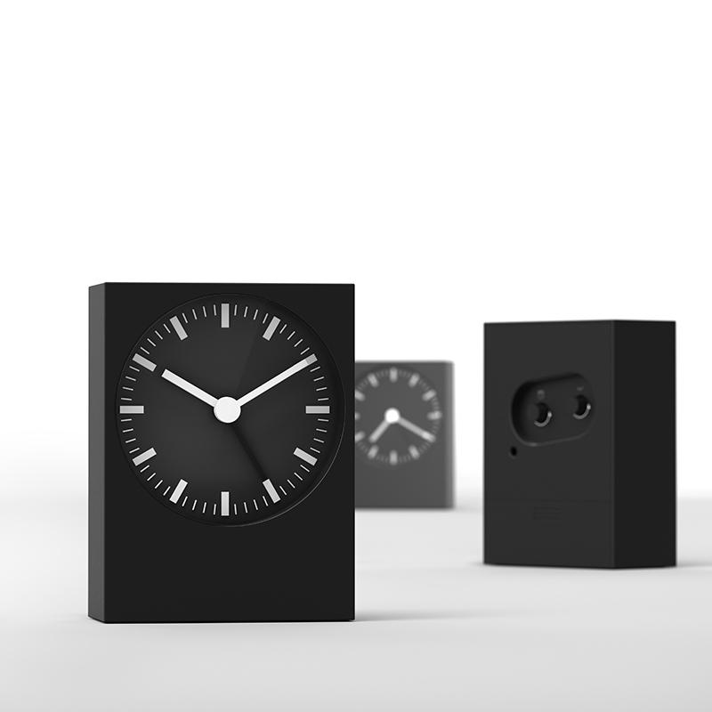 淘宝心选深泽直人设计闹钟,生活简约创意好物