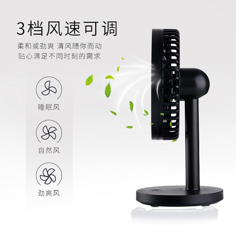 新品 USB风扇 学生宿舍小风扇 迷你电风扇 办公室桌面风扇床上