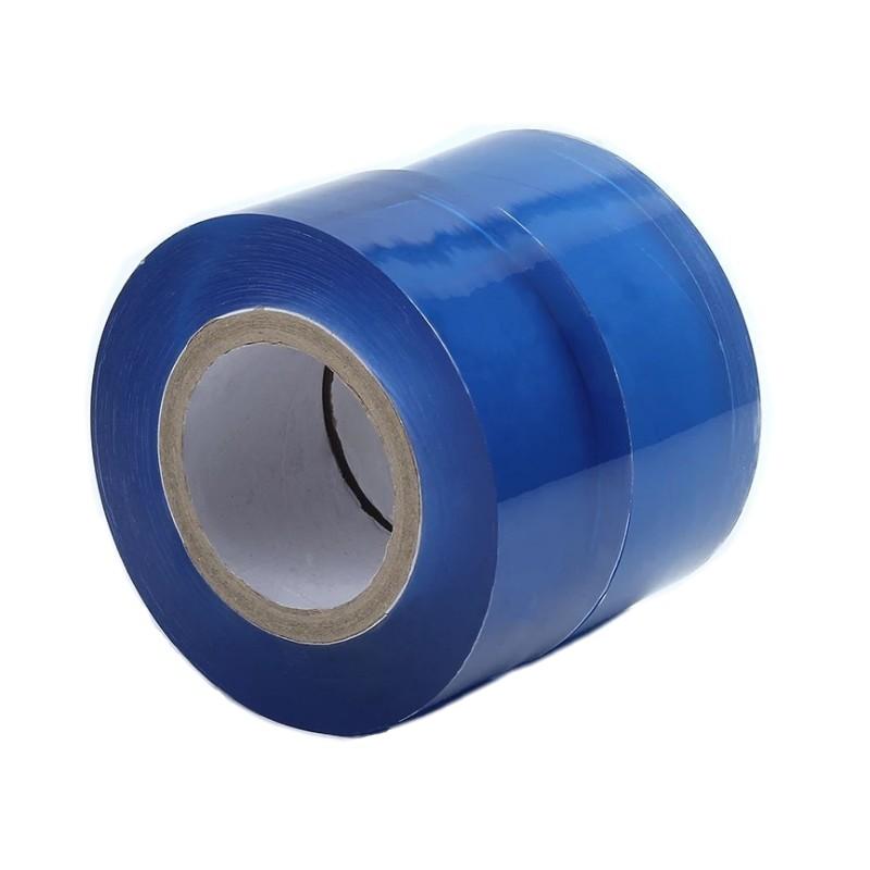首饰包装膜5cm200米7丝透明饰品手表链缠绕自粘吸附PVC静电保护膜