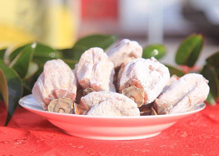 富平吊柿饼陕西特产农家自制一口香小果散装霜降柿子饼5斤3斤包邮