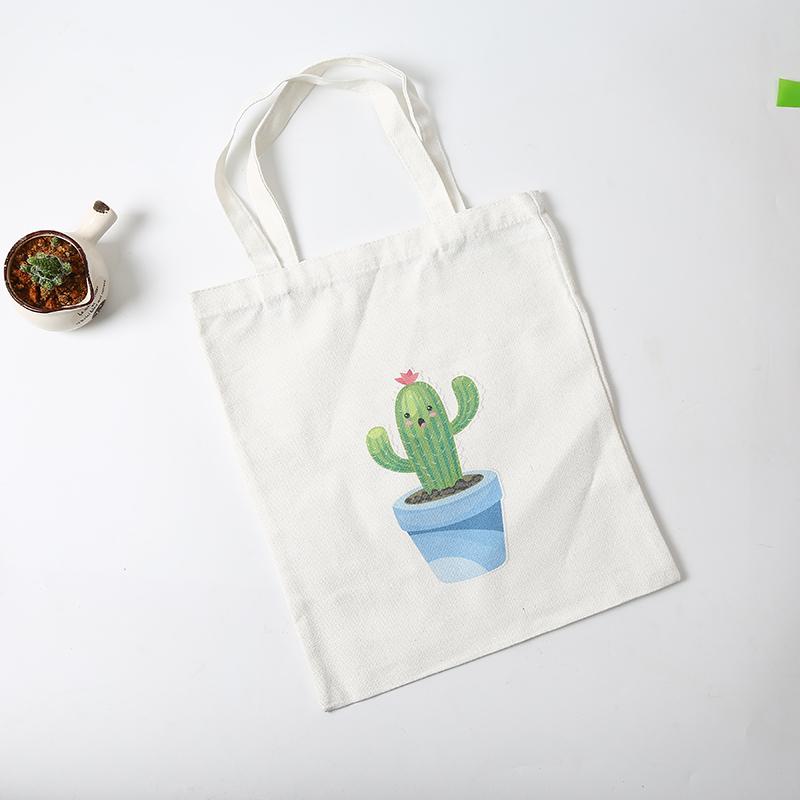 帆布袋定做logo购物袋环保袋定制布袋手提袋帆布包女单肩棉布袋子