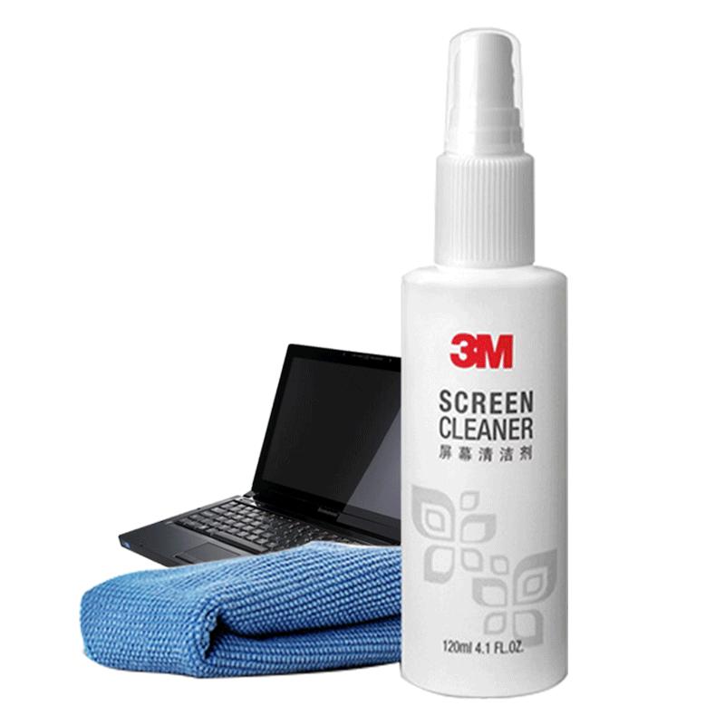 3M屏幕清洁剂手机ipad笔记本电脑液晶屏幕高效清洗液套装120ML