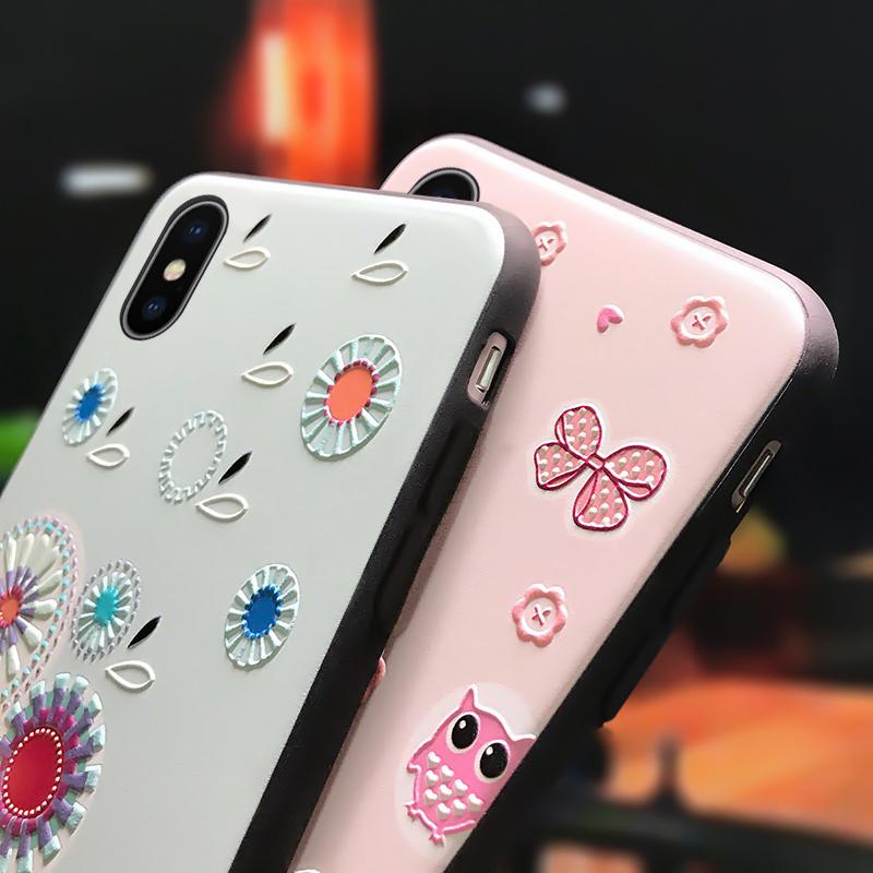 vivo y3 y85a可爱卡通女款17手机壳