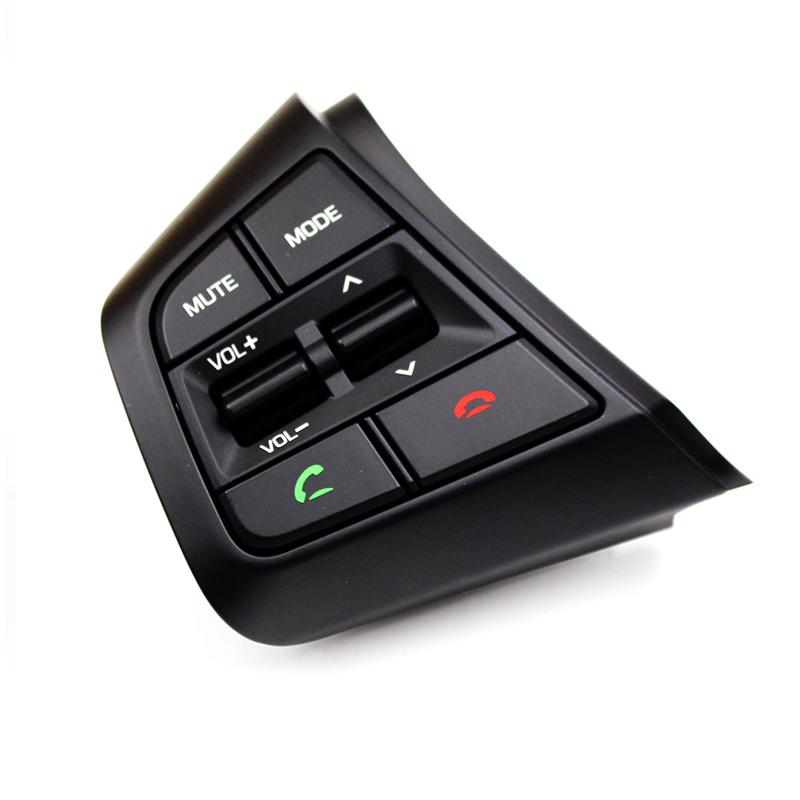 现代ix25定速巡航按键 ix25改装专用多功能方向盘按键蓝牙电话