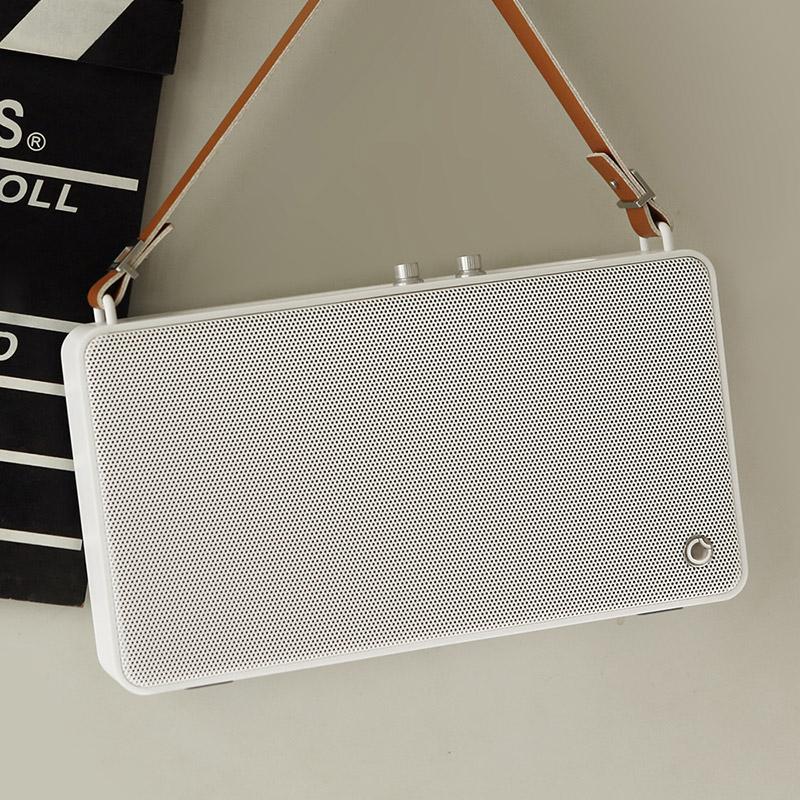 GGMM HiFi音箱E5智能无线WiFi蓝牙电脑音响便携式户外立体声腾讯