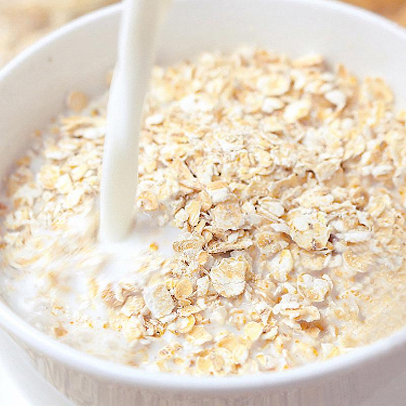 买1送1 早餐即食冲饮麦片原味纯燕麦营养代餐食品粥免煮非无糖