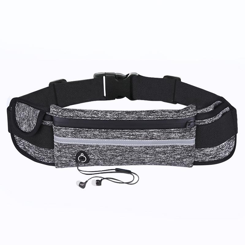 运动腰包多功能跑步手机包男女健身户外水壶包隐形贴身休闲小腰包