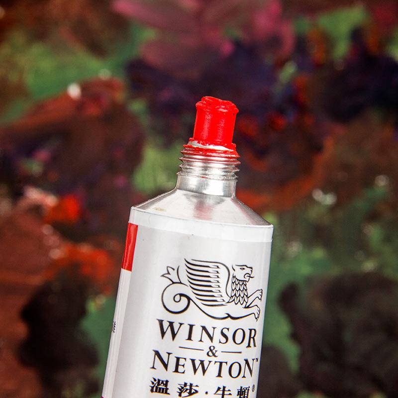 英国温莎牛顿油画颜料 画家用美术绘画铝管颜料45ml/170ml单支装