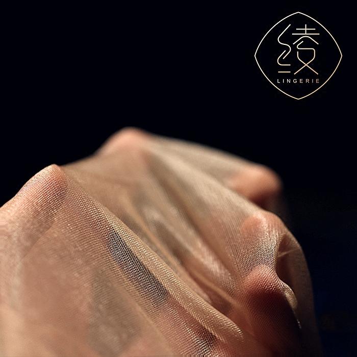 「绫 天生丝滑」【瘾】开裆免脱3D超薄透丝滑连裤袜情趣女黑丝袜 No.1