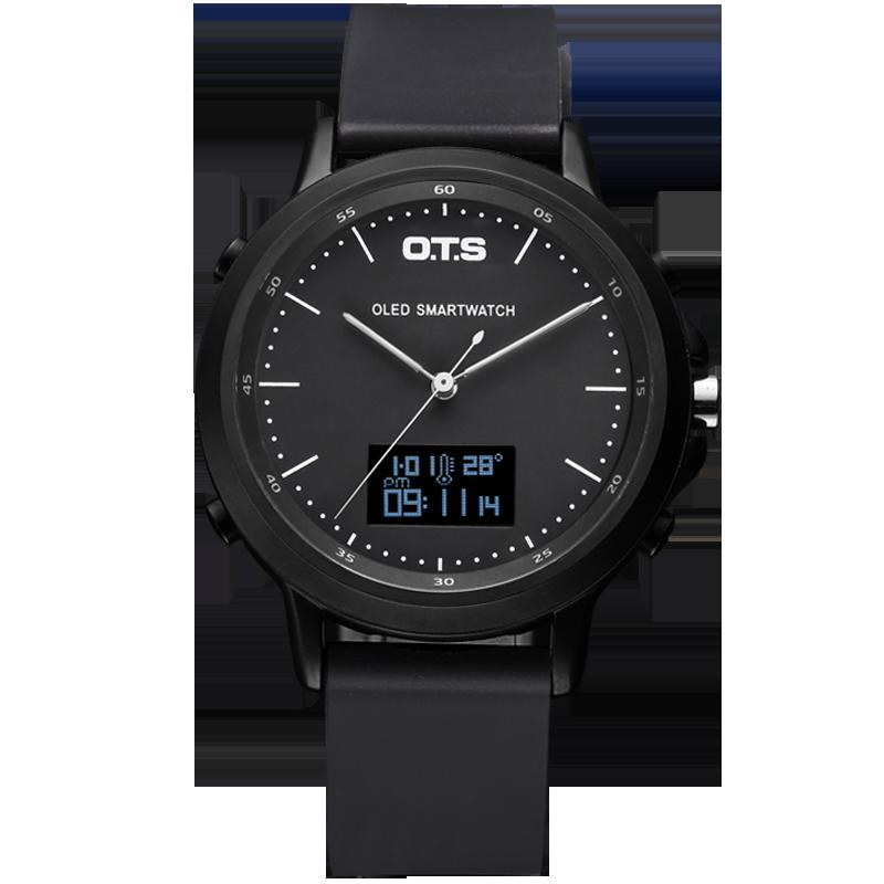 2019 新款多功能运动指南针智能机械电子手表男学生潮防水 男士手表