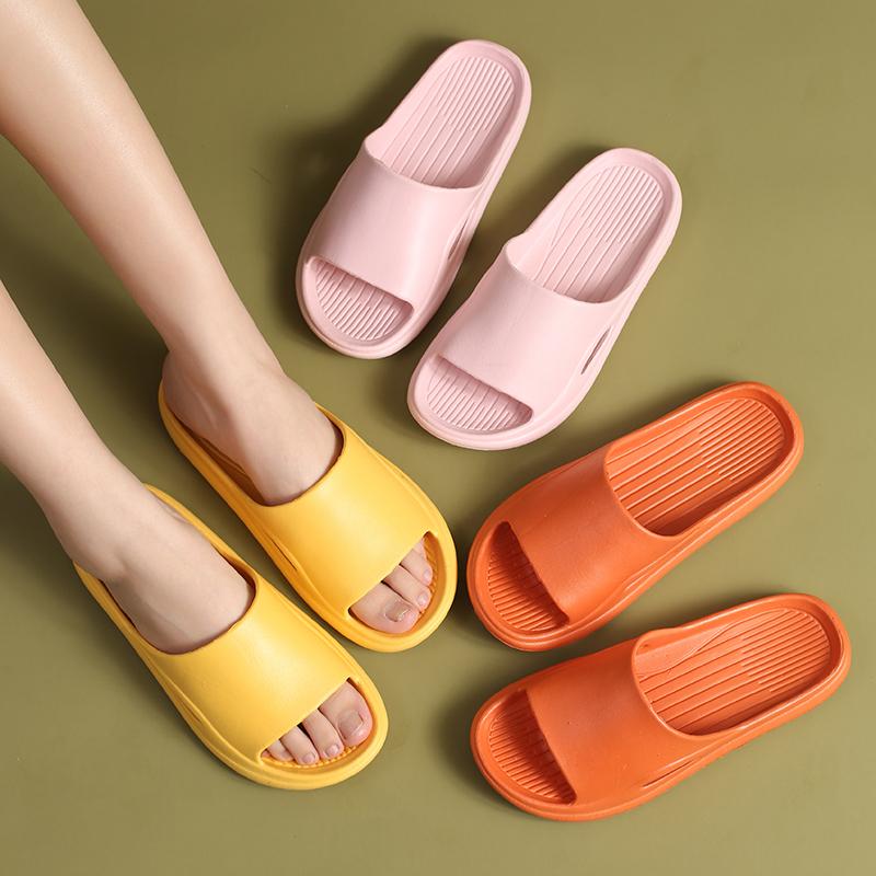 拖鞋女夏季家用室内浴室洗澡防滑踩屎感情侣凉拖鞋男士2021年新款