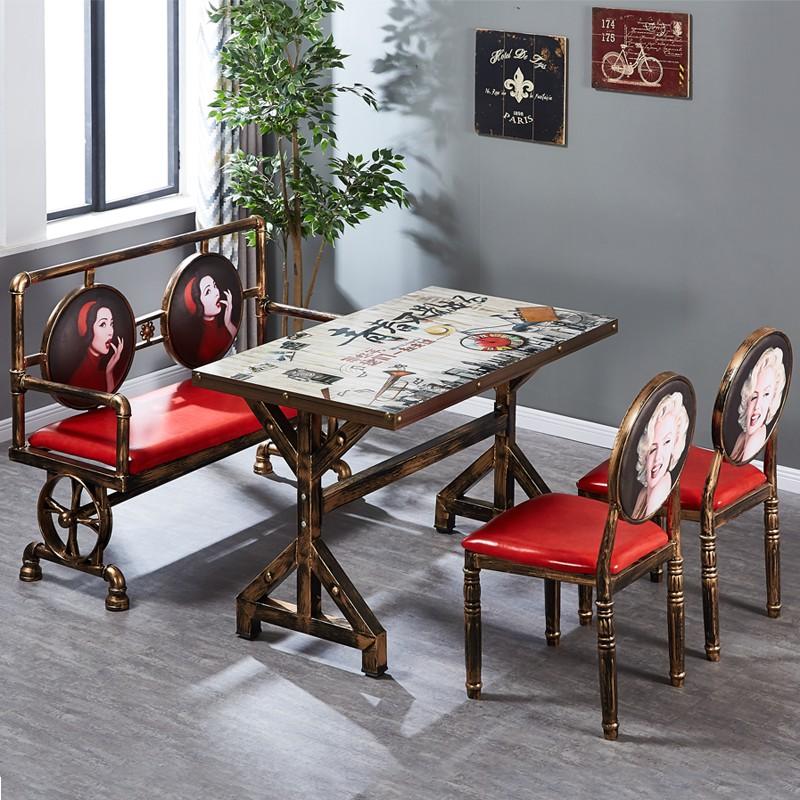 餐桌椅子餐厅桌椅组合