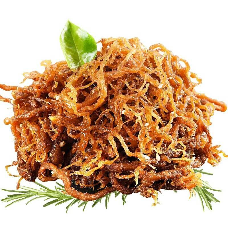 酱卤牛肉熟食五香牛肉干肉类零食小吃牛肉粒香辣 250g 麦尚我不吹牛