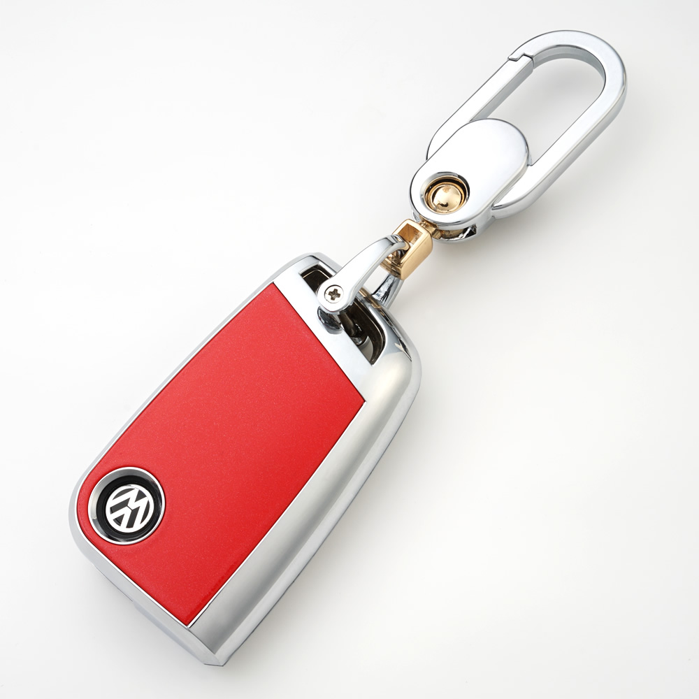 2017/17款帕萨特钥匙套上汽大众新款帕沙特汽车钥匙包壳扣男女士
