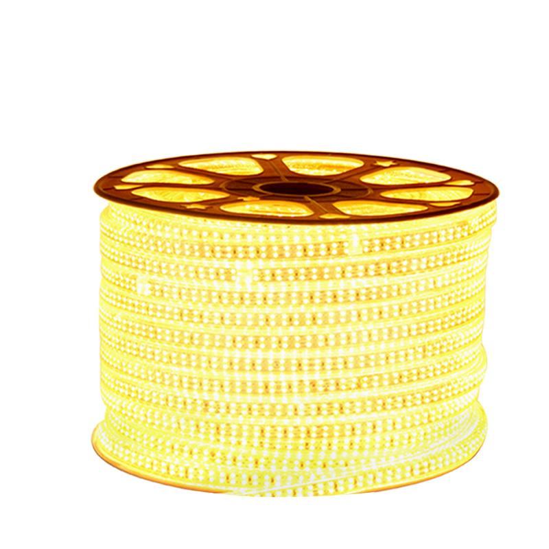户外防水彩色 LED 灯带客厅吊顶超亮长条灯贴片灯条 led 米装 100