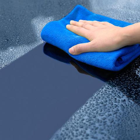 汽车洗车毛巾擦车巾吸水加厚不掉毛大号专用抹布刷车套装清洁用品