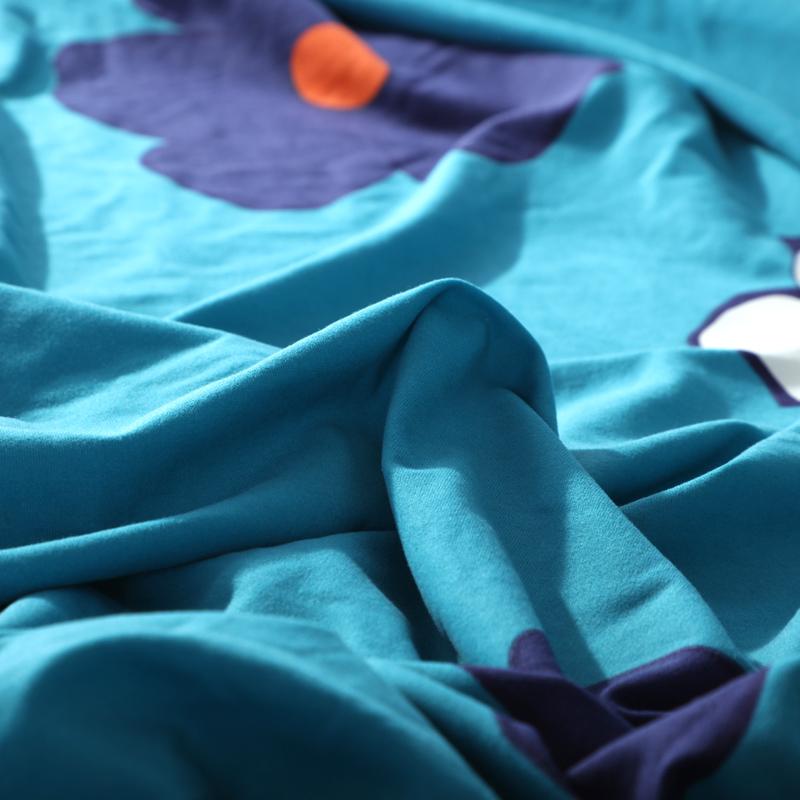 弹力莱卡针织床头套保护罩全包靠背套木皮床布艺床防尘盖布弧形罩