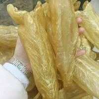 广东特产深海鱼胶黄花胶 5头天然胶原蛋白补品花胶鱼胶鱼鳔500g (¥2106)
