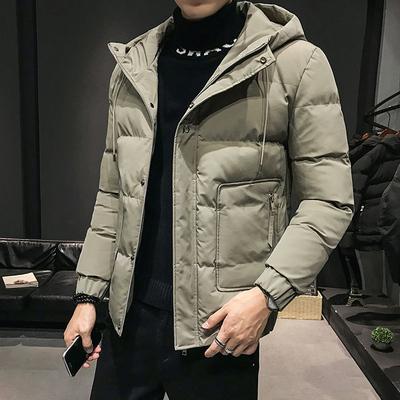 冬季爆款棉衣男士外套韩版百搭潮流青年休闲加厚棉袄羽绒棉服男