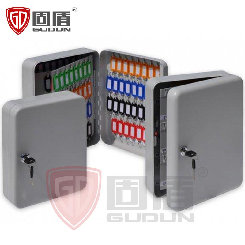 钥匙箱家用壁挂式密码房产中介钥匙柜汽车钥匙盒收纳盒管理箱挂墙