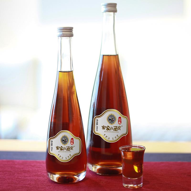 三年陈酿 纯手工自酿 590ml 江西米酒 陈酿 客家小酒窝