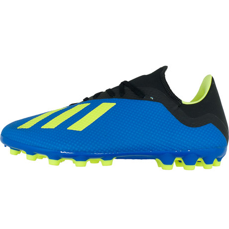 recompensa celestial arroz  Adidas Adidas X 18.3 AG mid-range artificial grass men's training football  shoes CG7163 AQ0707