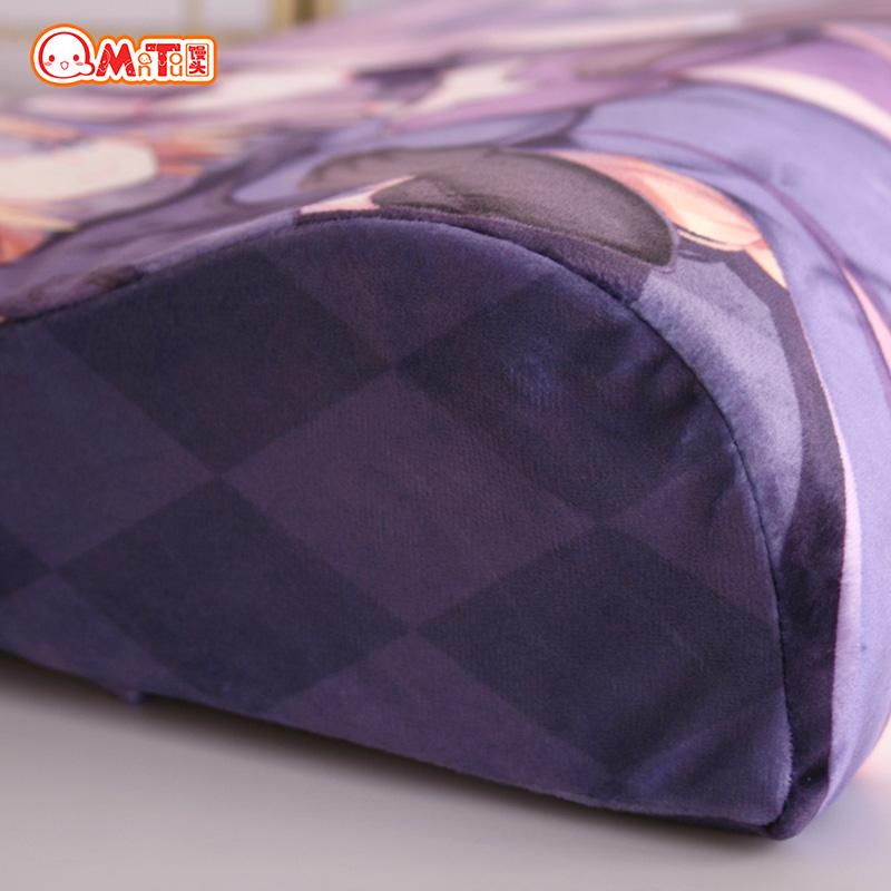 馒头社二次元动漫周边Fate系列FGO贞德黑贞抱枕记忆枕枕头