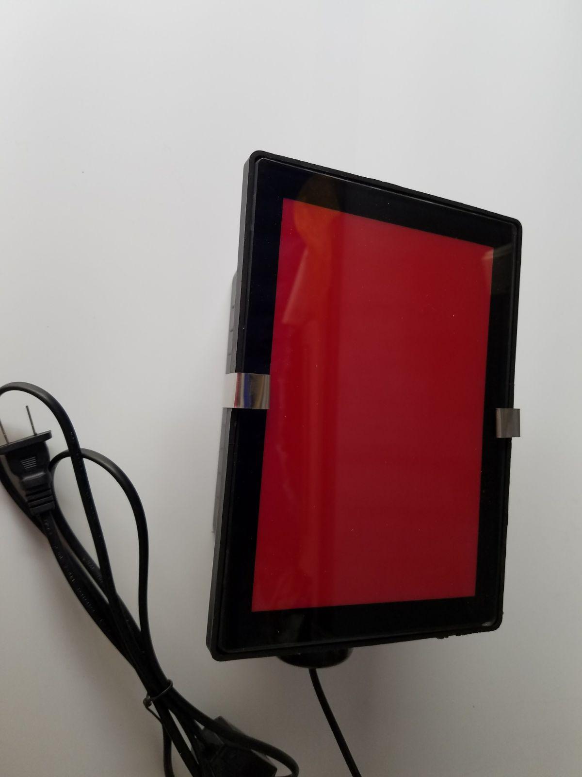 热销可调光悬挂式线控暗室红灯 探伤 医院 门诊摄影用 更换泡方便
