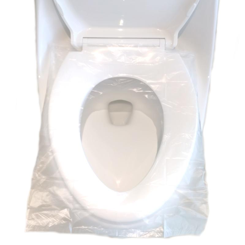 60片一次性马桶垫旅行旅游用品马桶套坐便套防水孕产妇厕纸坐垫套