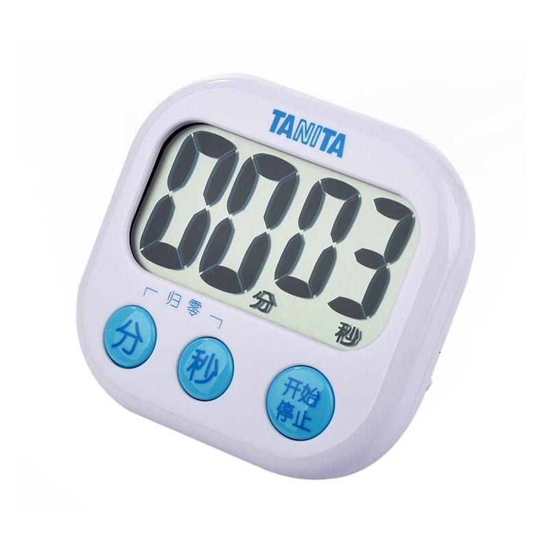 正品百利达厨房闹钟电子计时器 定时器 倒计时提醒器TD-384赠礼物