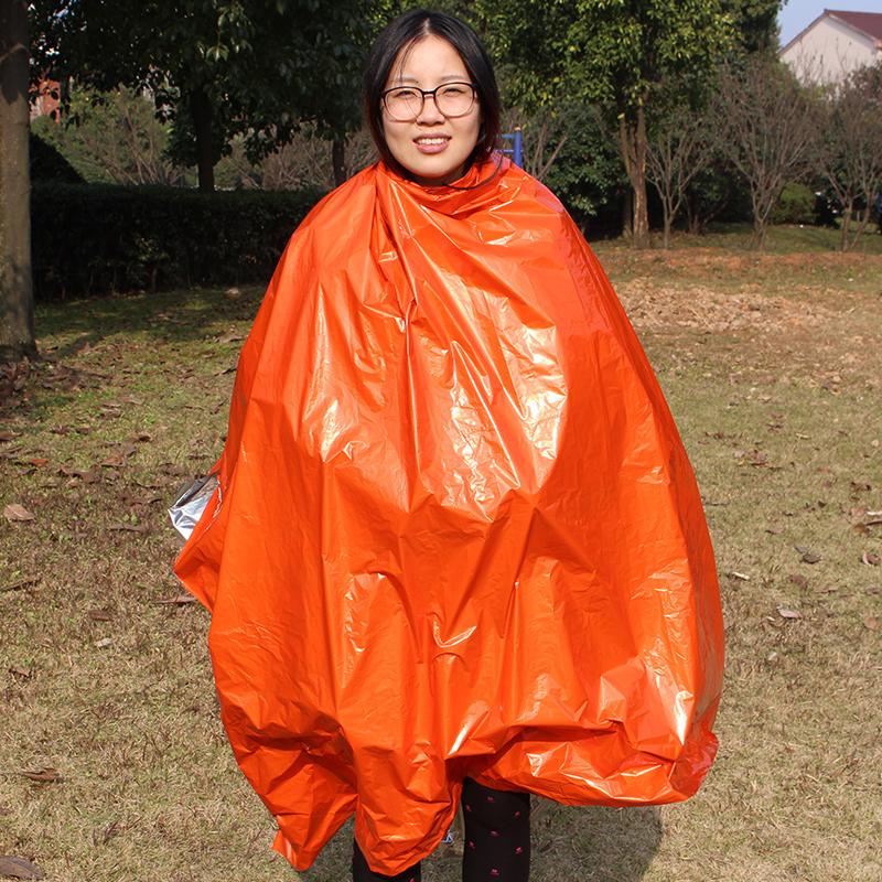 130CM 210 加厚款 反复用 PE 户外应急毯防晒毯 户外应急救毯保温毯