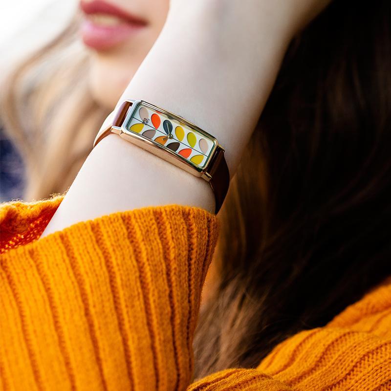 英国小众轻奢石英DW手表,送女友生日礼物