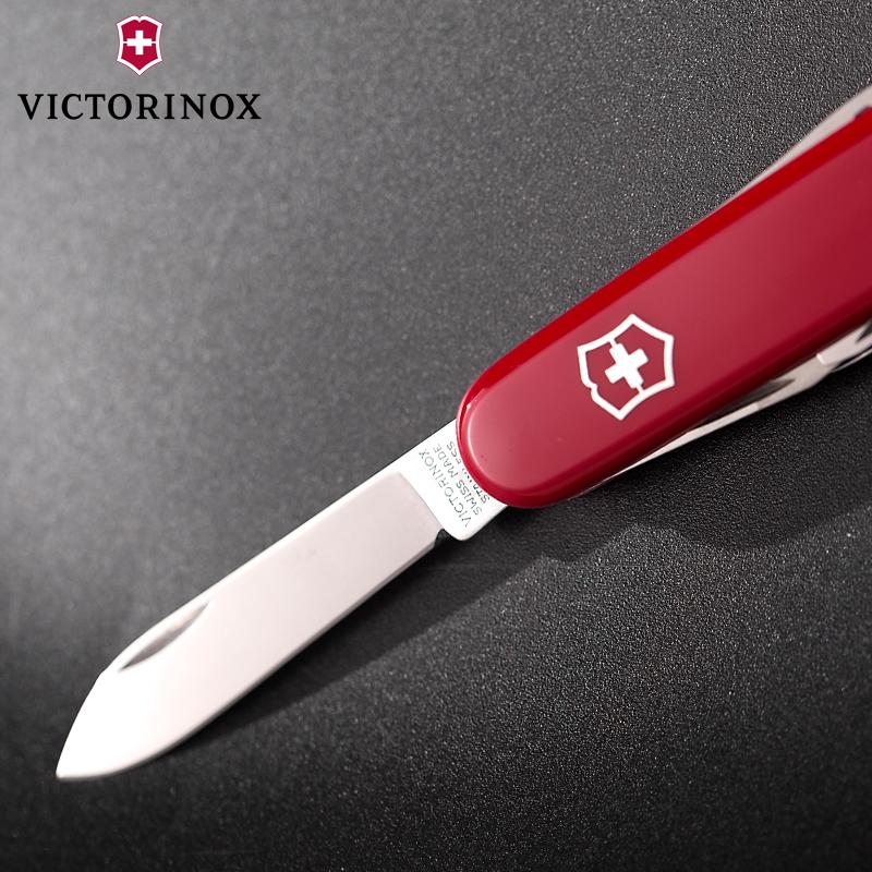 原装正品 维氏瑞士军刀 84MM小修补匠 0.4603专柜正版 多功能刀具