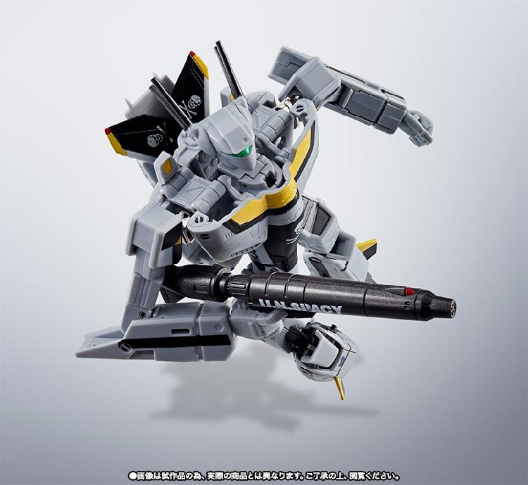 魂限定 超时空要塞 太空堡垒 HI-METAL R VF-1S 福卡机 日版现货