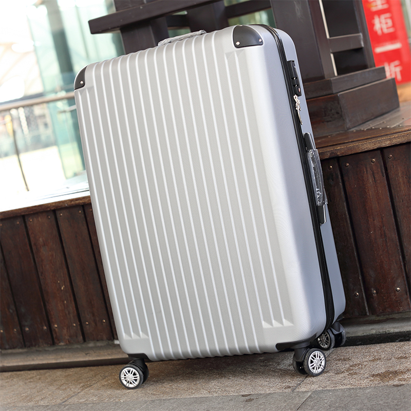 Lcslj Trolley case 20 inch 32 inch Business Travel Universal Wheel Abroad Moving Gifts Color : Black, Size : M